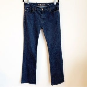 Anthro MiH the London Boot Cut Jean Size 30